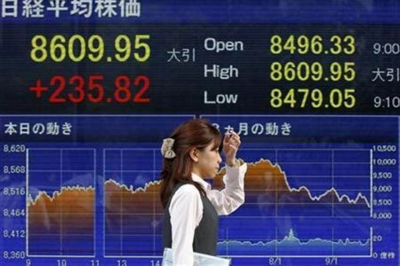 Nikkei rises on short-covering before U.S. payrolls