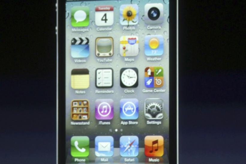 2. Apple iPhone 4S as it Happened – No iPhone 5, but a Reasonable UK Price