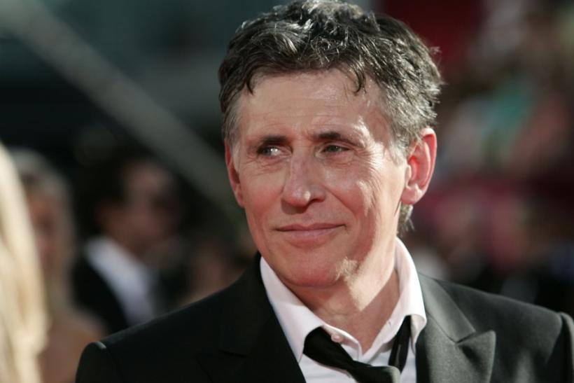 Irish actor Gabriel Byrne arrives at the 61st annual Primetime Emmy Awards in Los Angeles