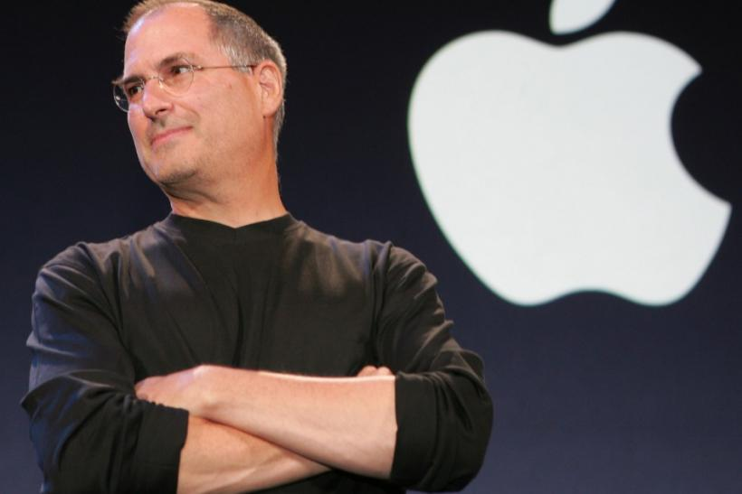 Apple Computer Chief Executive Officer Steve Jobs speaks during a special event in Tokyo.