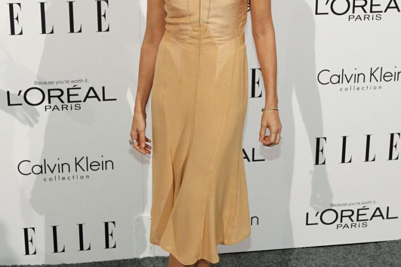 Actress Naomi Watts poses at Elle's 18th Annual Women in Hollywood Tribute in Los Angeles