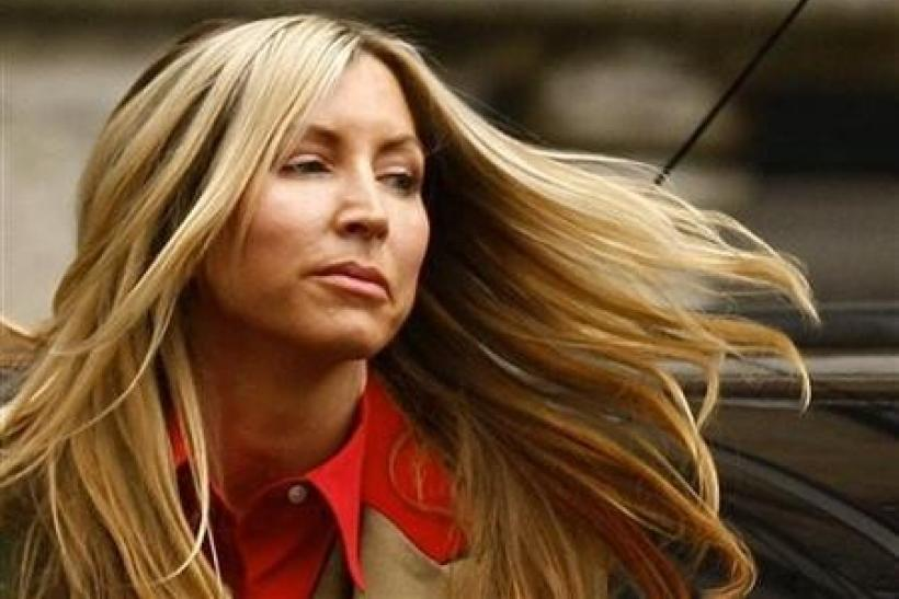 Heather Mills, arrives at the High Court in London