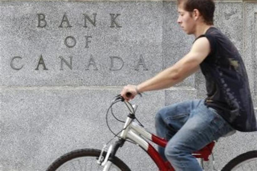 BoC seen delaying rate hike until Q3 of 2012: Reuters poll