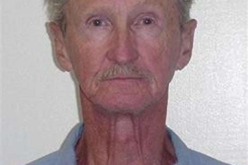 Inmate Gregory Powell is shown in this undated photograph released by the California Department of Corrections and Rehabilitation to Reuters