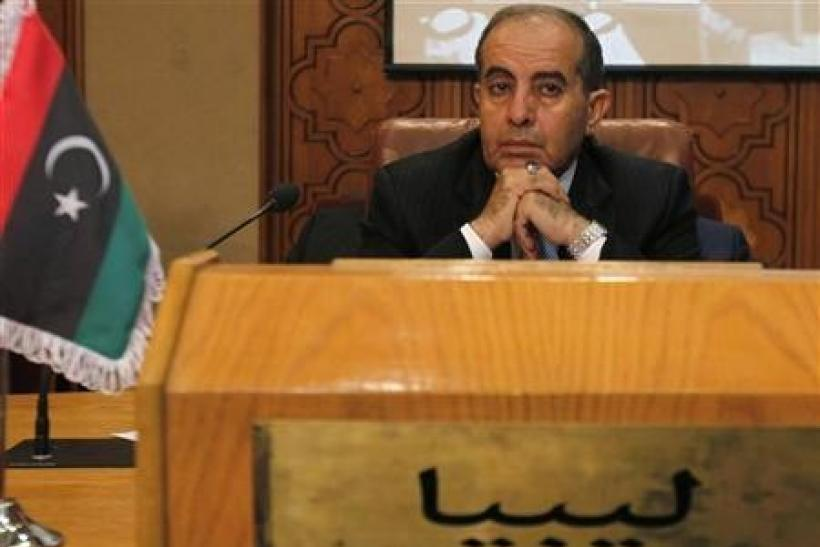 "Mahmoud Jibril, head of Libya""s rebel National Transitional Council"