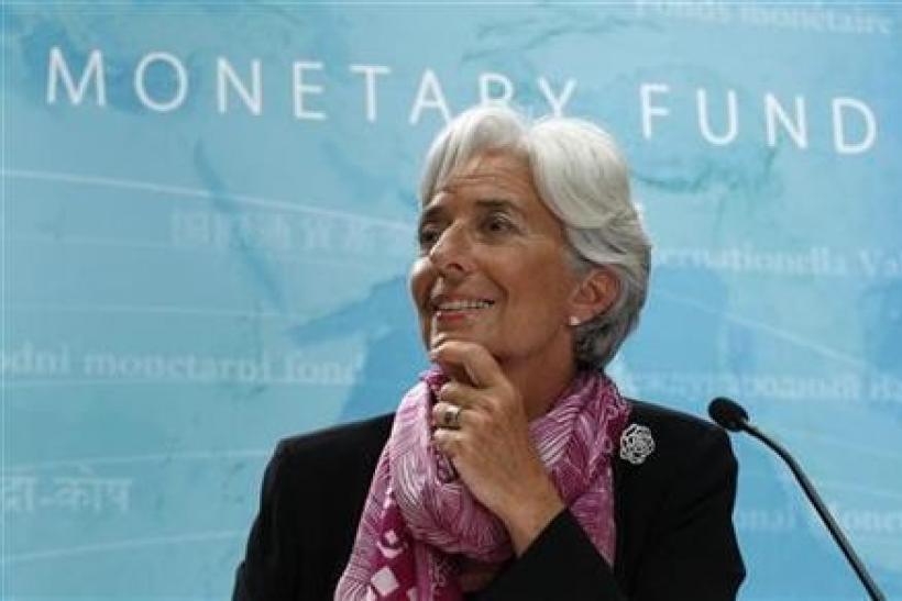 IMF considering participation in EU bailout fund