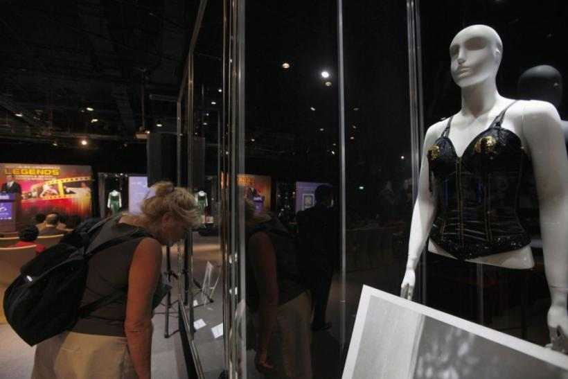 Madonna's Iconic 'Who's That Girl' Corset Auctioned for $72,000