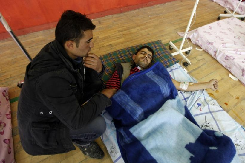 Turkey earthquake survivors wait for medical, food and shelter assistance