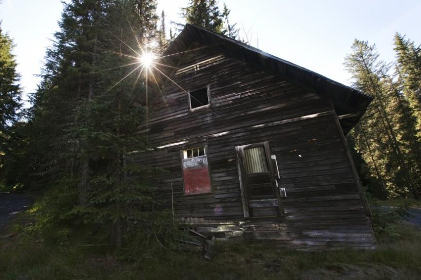 The Ghost Town of Cody, British Columbia