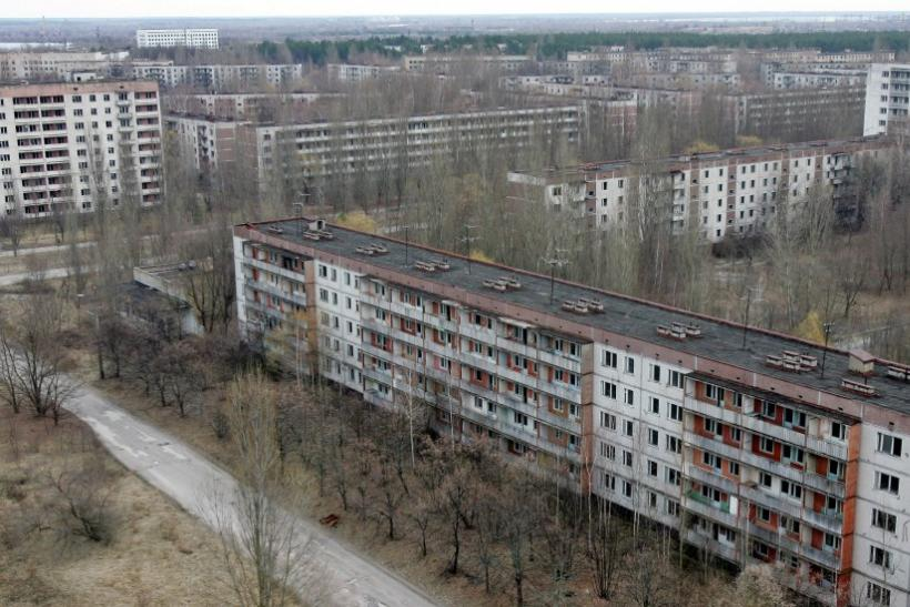 Ukraine's Abandoned City of Pripyat