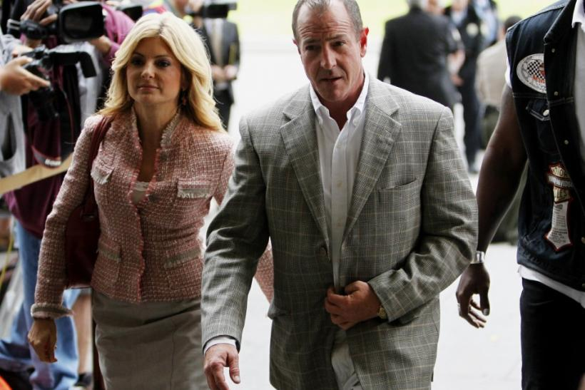 Lindsay Lohan's father, Micheal Lohan, denied bail after he violated the terms of his release.