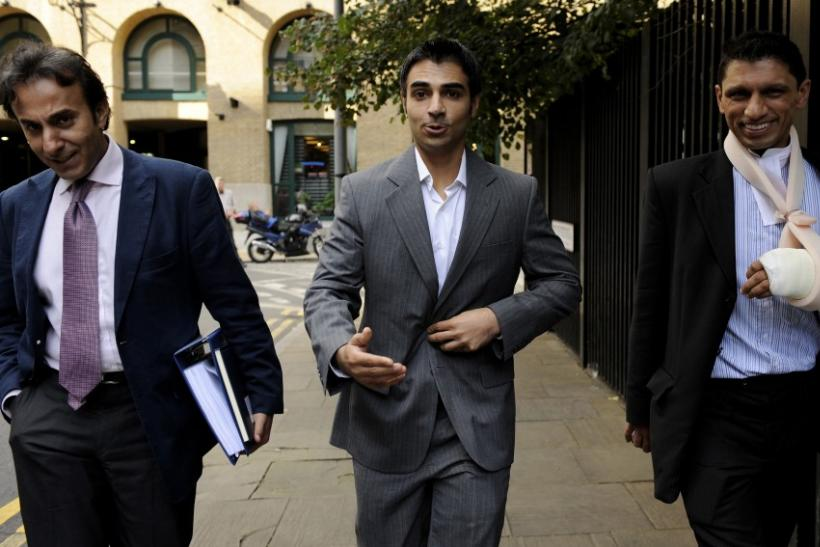 Former Pakistan cricket captain Salman Butt returns to Southwark Crown Court to stand trial in London