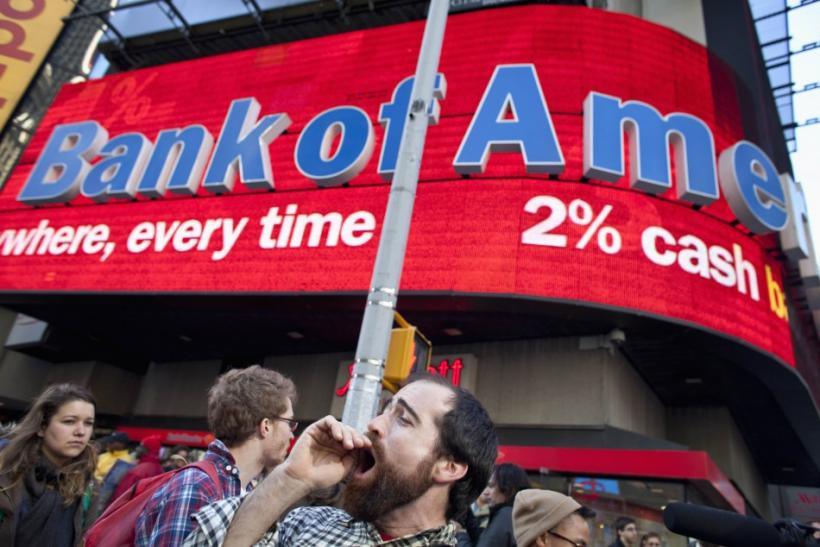 Bank of America and OWS