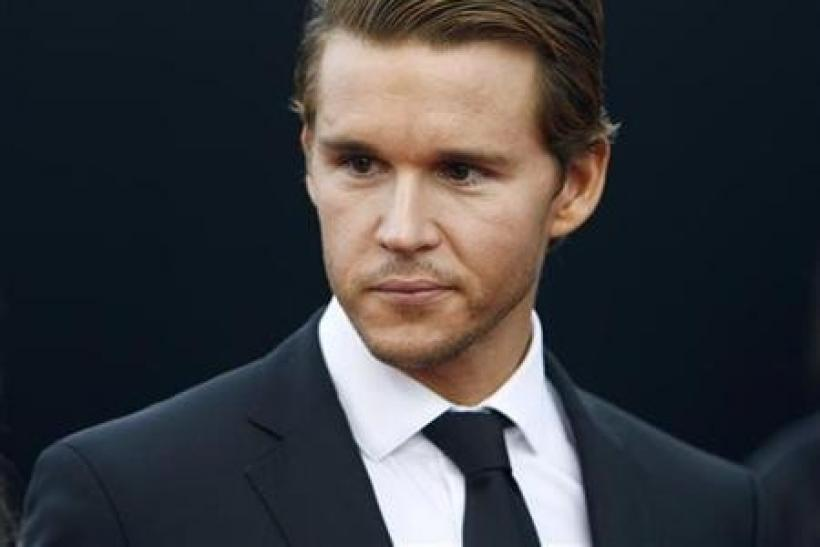 Australian actor Ryan Kwanten arrives at the 21st annual Producers Guild of America Awards in Los Angeles