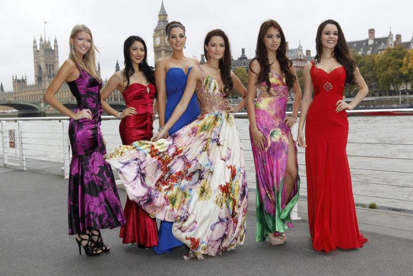 Miss World 2011 contestants