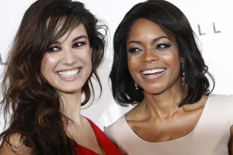 Berenice Marlohe and Naomie Harris