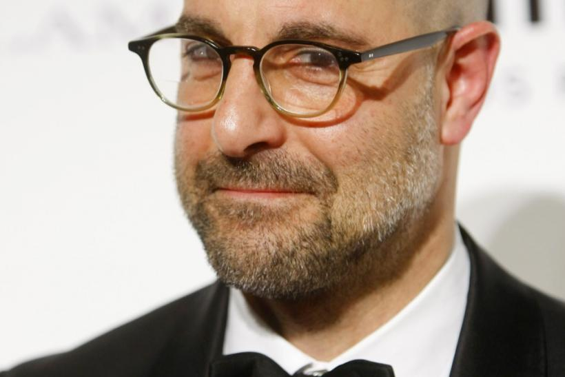 Actor Stanley Tucci