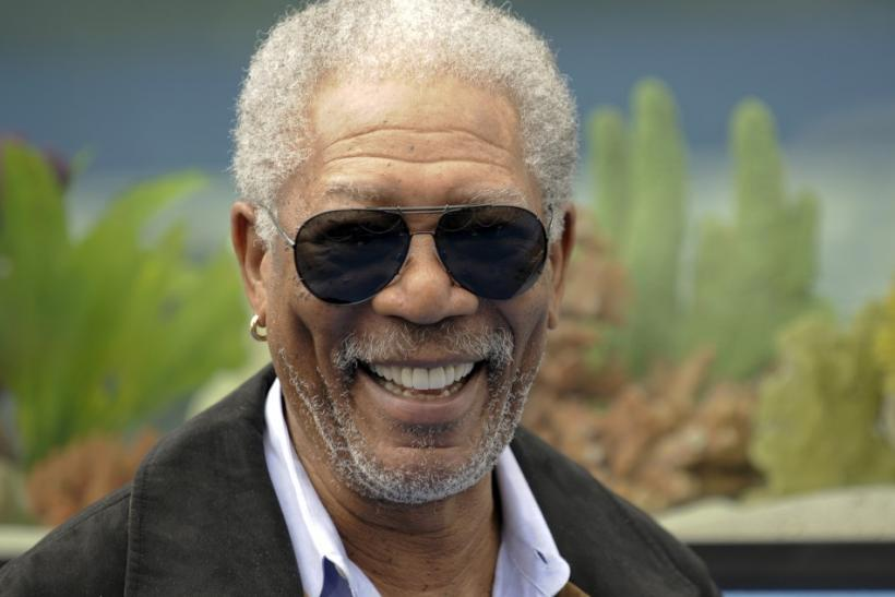 Morgan Freeman (2012)