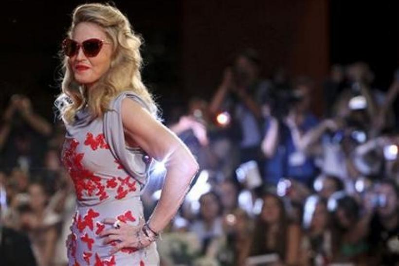 Madonna ''very upset'' at new song leak: manager