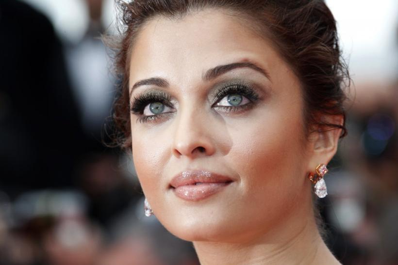 Bollywood Actress Aishwarya Rai Bachchan.