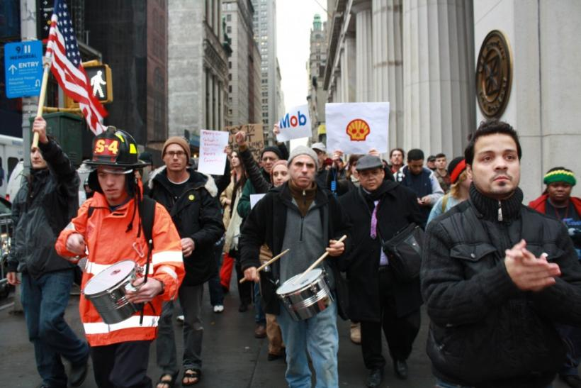 OWS March 1