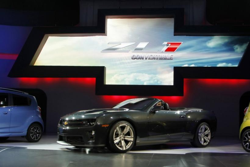 Luxury and High-Performance Cars Dominate 2011 Los Angeles Auto Show