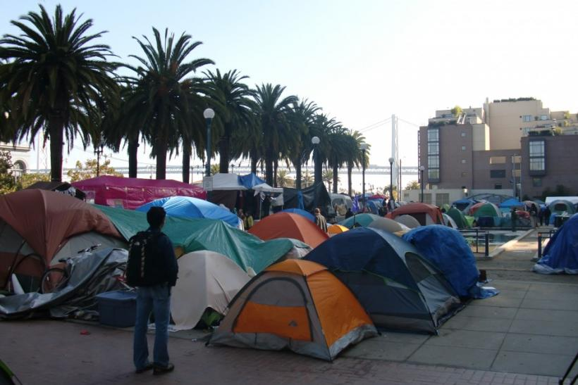 Occupy SF: A Day With the Protesters