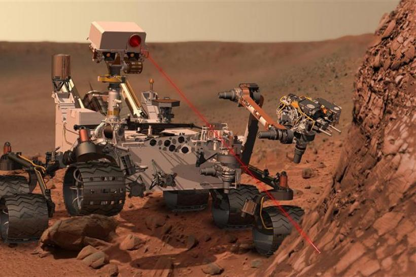 November: NASA launches Curiosity.
