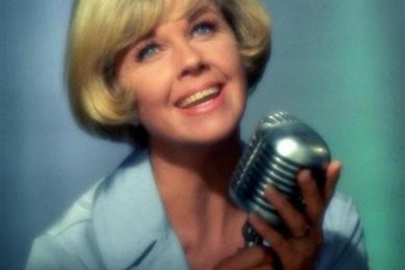Singer Doris Day is shown in this undated publicity photo released to Reuters