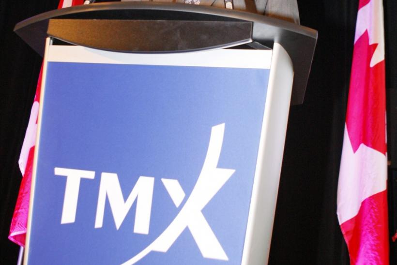 TMX Group Inc.'s CEO Thomas Kloet poses before the company's annual shareholders meeting in Montreal