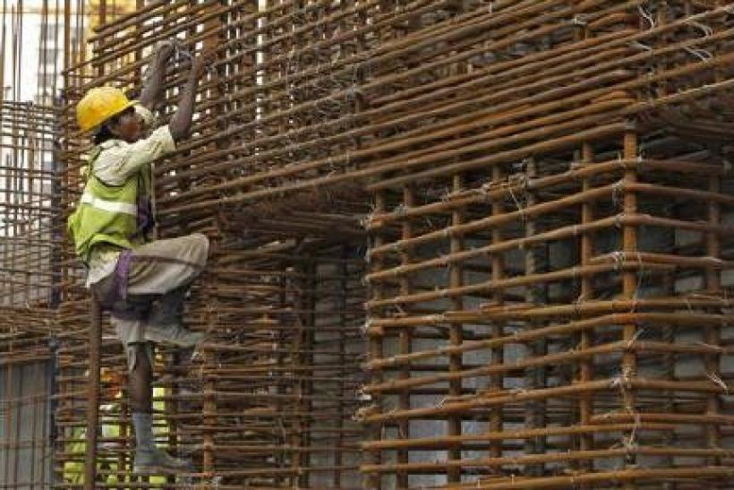 India's Growth Rate Slashed