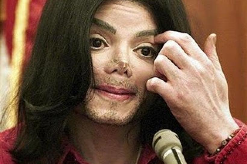 Michael Jackson imposter