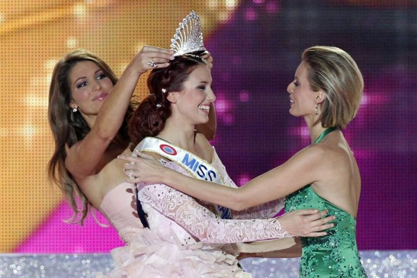 Miss Alsace, Delphine Wespiser Announced Winner of 2012 Miss France Pageant