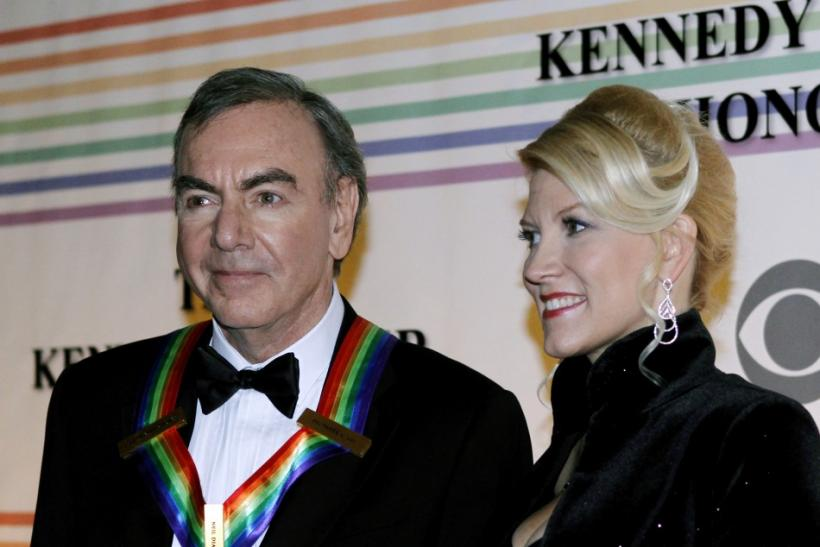 Celebrities during the 2011 Kennedy Center Honors Gala Event