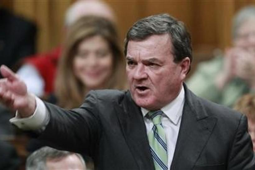 G20 partners urging quick euro solution, Flaherty...