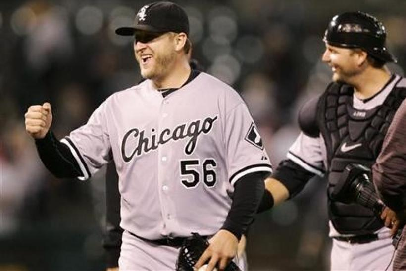 Marlins make another splash with Buehrle deal