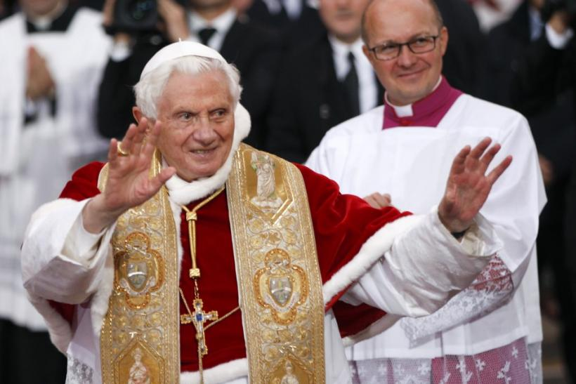 Benedict's Failing Health Sparks Papacy Fears
