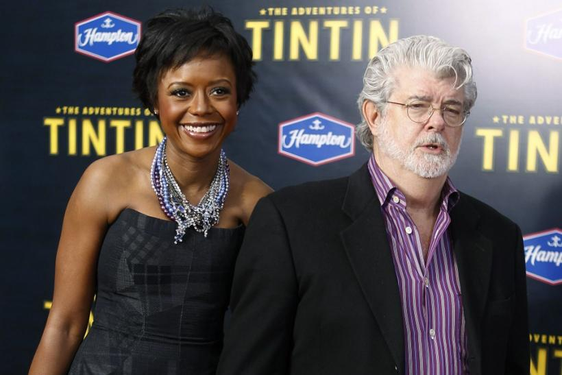 Steven Spielberg Reveals all at Tintin Premiere