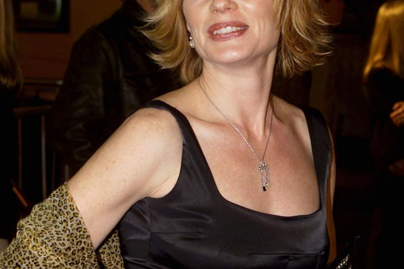 Actress Marg Helgenberger Arrives at at premiere of Erin Brockovich