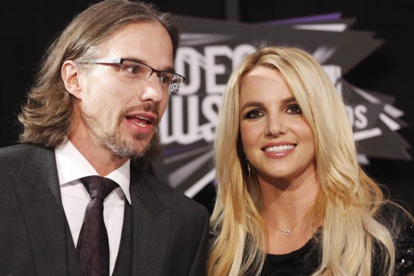 Singer Britney Spears and boyfriend her Jason Trawick are engaged