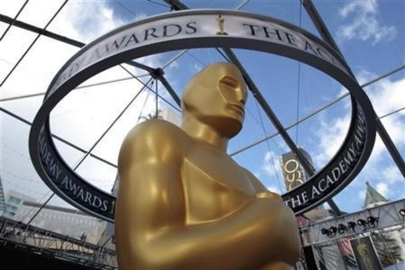 Oscar Nominations 2012