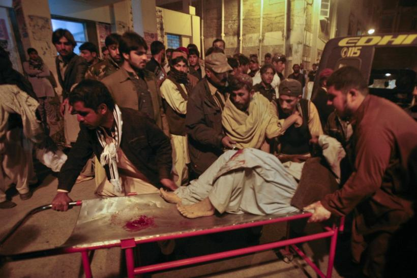 Bomb Blasts in Pakistan have become highly destructive phenomena in recent years