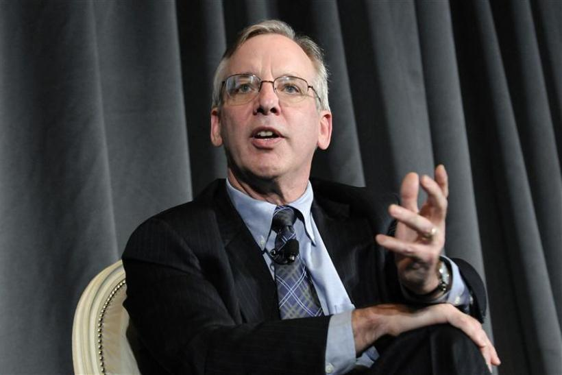 Dudley speaks at the Bretton Woods Committee International Council conference in Washington