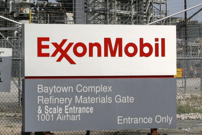 The Exxon Mobil refinery in Baytown, Texas, is pictured in this Sept. 15, 2008, file photograph