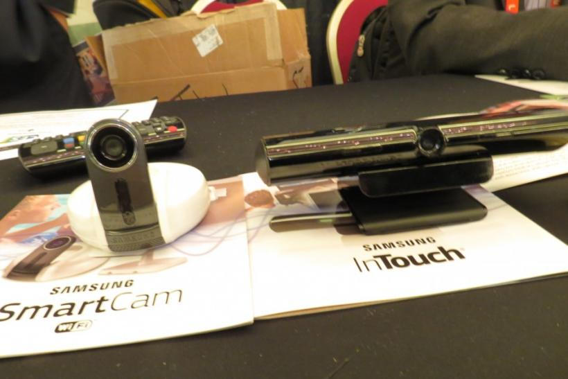 Samsung SmartCam and InTouch