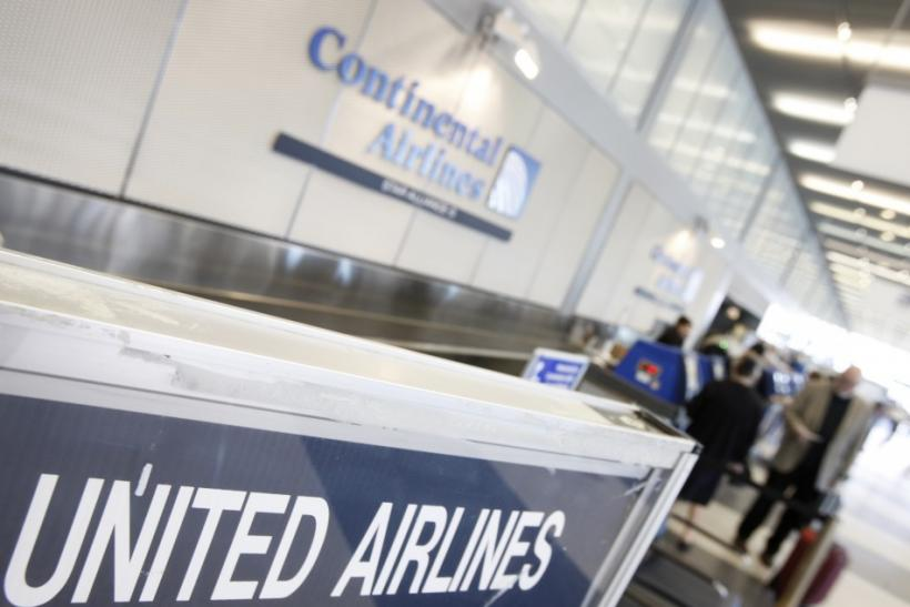 Merger between United and Continental