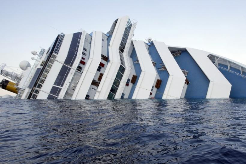Costa Cruises Accident
