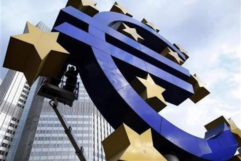 S&P Downdrades Eurozone's EFSF Rescue Fund