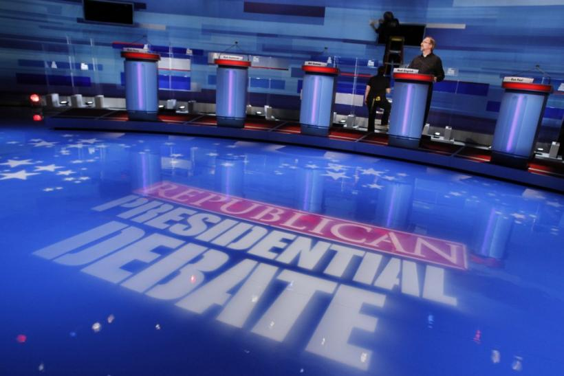 Who Won the 2012 South Carolina Republican Debate?