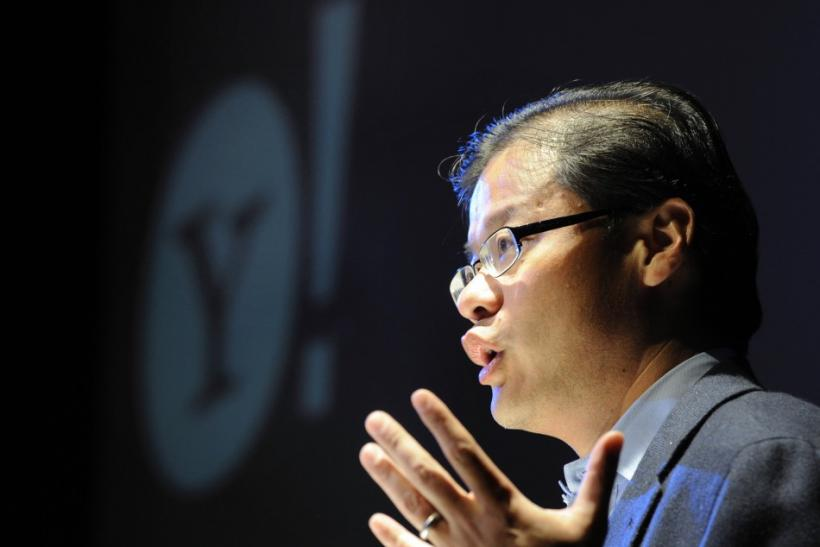 Yahoo co-founder Jerry Yang resigns